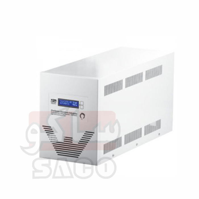 ترانس اتوماتیک دیجیتال ساکو تک فاز مدل SVR-10000