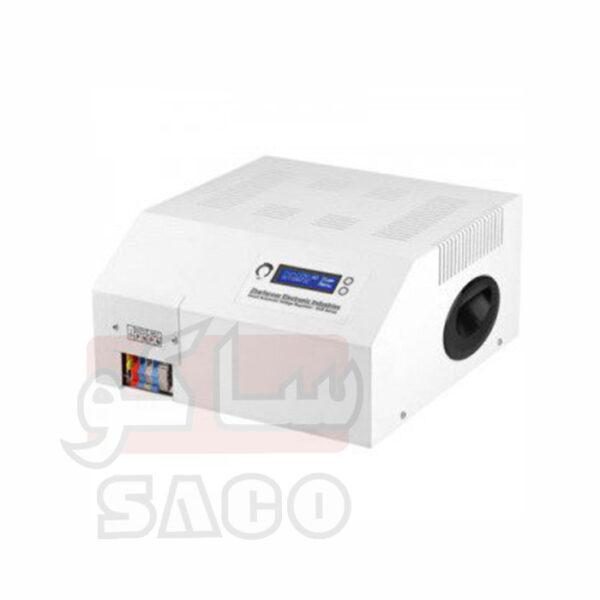 ترانس اتوماتیک دیجیتال ساکو تک فاز مدل SVR-6000