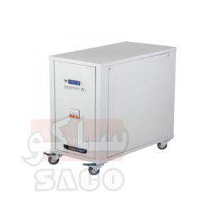 ترانس اتوماتیک دیجیتال ساکو سه فاز مدل 3VR-20000
