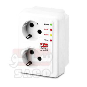 محافظ برق بدون سیم کامپیوتر یا صوتی تصویری 22212
