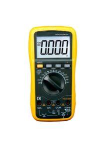 ولت متر جهت اندازه گری ولتاژ مصرفی