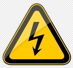 ولتاژ خطرناک برای انسان