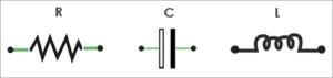 بارهای پسیو یا غیر اکتیو-مصرف کننده های پسیو مثل مقاومت ، خازن و سلف