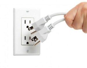 جلوگیری از سوختن لوازم برقی